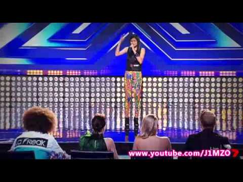 Marlisa Punzalan - Highlights Of The Year - The X Factor Australia 2014 Live Grand Final Decider video