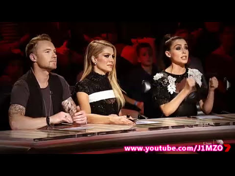 Marlisa Punzalan - Highlights of the Year - The X Factor Australia 2014 Live Grand Final Decider