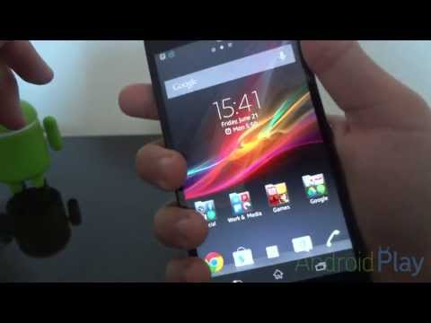 Review: Sony Xperia ZQ - Android Play