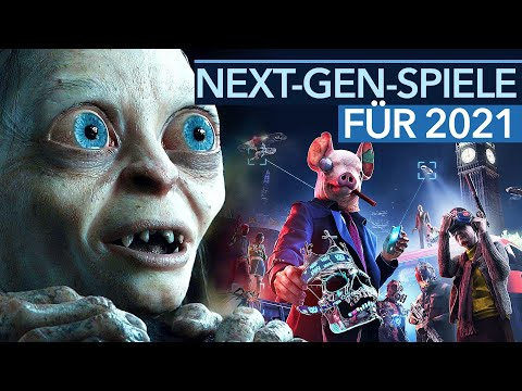 Diese Spiele kommen ab 2021 für PS5 & die neue Xbox