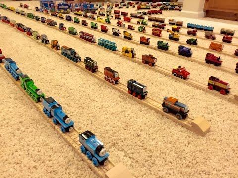Thomas Wooden Railway Collection (#5)