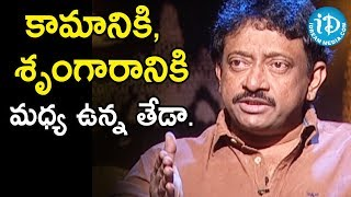 Sex Is The Most Beautiful Thing Created By God - Ram Gopal Varma | Ramuism 2nd Dose
