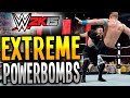 WWE 2K15 EXTREME POWERBOMBS PS4 mp3