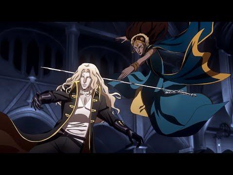 Dracula's Castle Fight [Part 2] | Castlevania S02E07