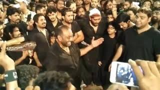 download lagu Salman Bhai Qama Matam On 12.10.16 At Zainabia Mumbai-part gratis