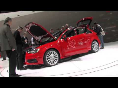 VW Jetta Hybrid and more fuel savers of the future | AutoMotoTV