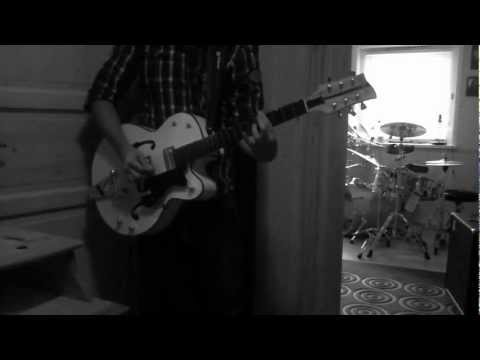 Tom Petty&The Heartbreakers - Goldfinger ( Guitar Cover )