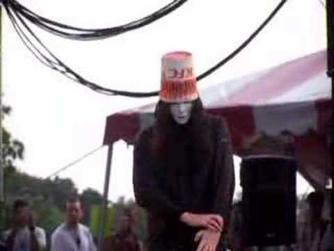 Buckethead - Dans Movie