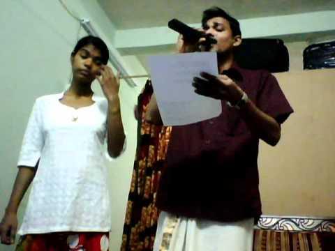 Chandanathil Kadanjeduthoru Singer Aji Vallikunnam video