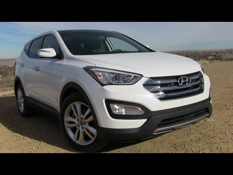 2013 Hyundai Santa Fe Sport: Top 3 Unexpected Surprises