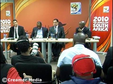 No contradiction in poor Africa hosting a FIFA World Cup, Jordaan insists