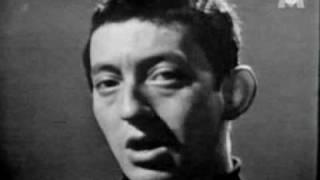 Watch Serge Gainsbourg La Recette De Lamour Fou video