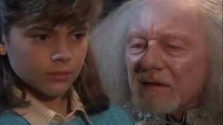 THE CANTERVILLE GHOST (1986) scenes w/ Sir John Gielgud and others