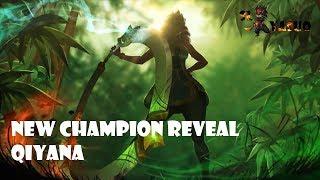 League of Legends   New Champion Reveal - Qiyana