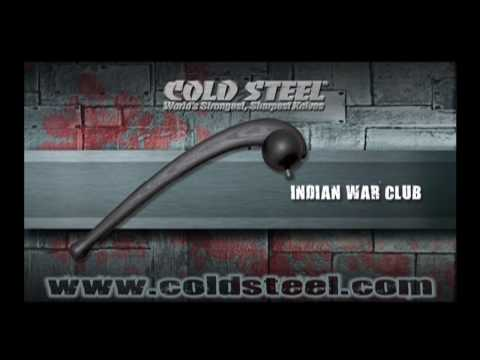 Indian War Club : Cold Steel Knives