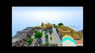 MINECRAFT - CITY MAP VARENBURG - CUSTOM MAP
