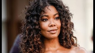 PR00F 46 YO Gabrielle Union SUPPORTS Thott Culture While Being Married