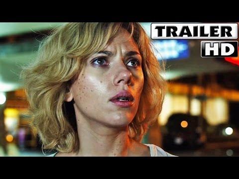 LUCY Trailer 2014 Español