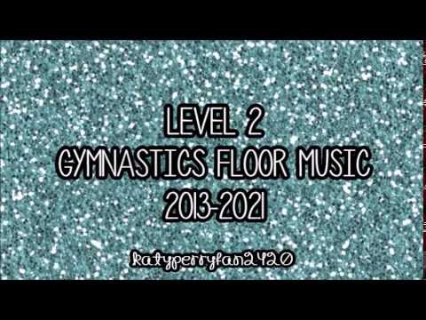 Level 2 Gymnastics Floor Music 2013-2021