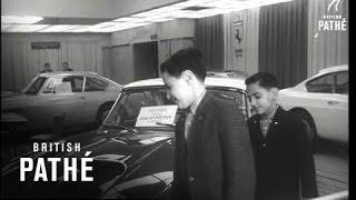 Auto Show In New York (1962)