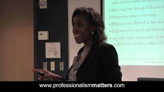 Leadership Training: Risk Management Tip - Corporate Trainer/Keynote Speaker Dana Brownlee