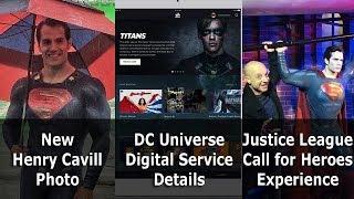 New Photo of Henry Cavill as Superman - Speeding Bulletin (June 27 - July 3, 2018)