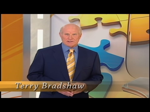 Today In America : Terry Bradshaw on Tulsa Welding School