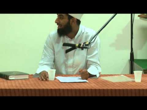 Woking   Imam Asim Hussain   Menace To Society video