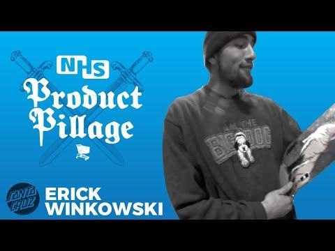 Product Pillage - Erick Winkowski