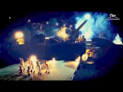 T.O.P _소녀시대_GIRLS GENERATION  M/V
