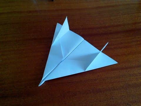 Оригами ракета дальнего действия, origami-range rocket hcdin.ru
