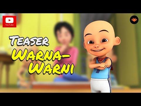 Upin & Ipin Musim 8 - Warna Warni (Teaser) [HD]