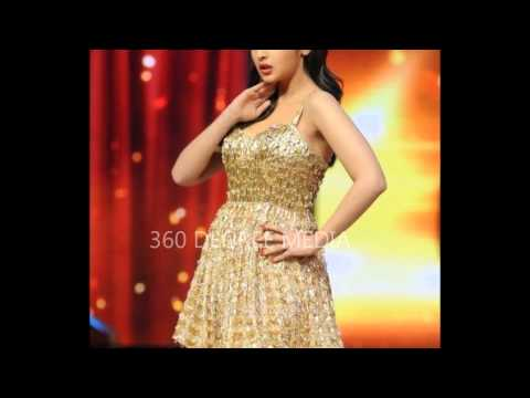 Hot Sexy Cute Alia Bhatt On The Set Of Jhalak Dikhla Ja Finale - Student Of The Year Promotion video
