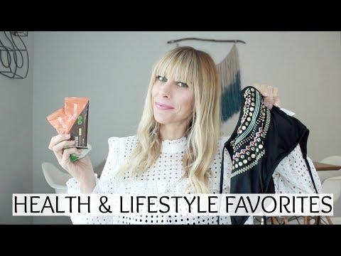 Health & Lifestyle Favorites - (Fashion & Food) | Summer Saldana