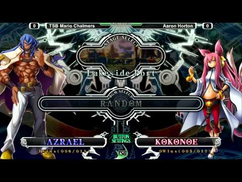 Blazblue: Chrono Phantasma  Tgitsb #12 - Part 2 (final) video