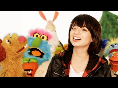 "Kate Micucci - ""Puppets Understand"""