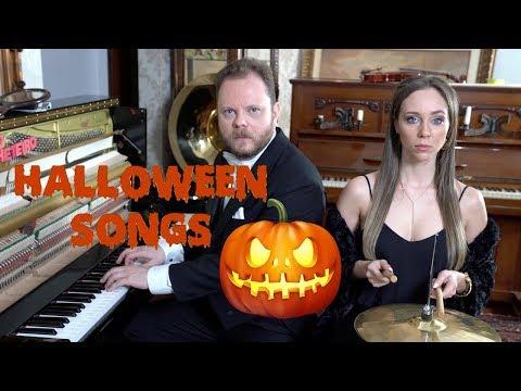 6 Halloween Songs Vídeos de zueiras e brincadeiras: zuera, video clips, brincadeiras, pegadinhas, lançamentos, vídeos, sustos