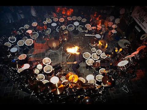 los 10 mejores bateristas del mundo