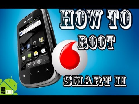 How to ROOT Vodafone Smart II (Alcatel V860) without Recovey
