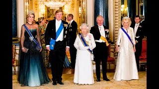 King Willem-Alexander and Queen Máxima look back on their State Visit to Queen Elizabeth