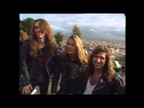 Skid Row In Paris - Headbangers Ball (1989) video