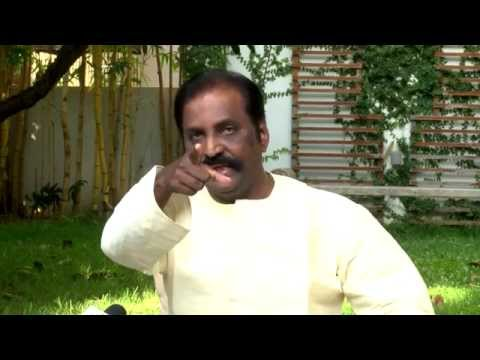 Poet Vairamuthus Furious Speech - Tamil is ignore and sidelined...