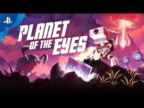 Planet of the Eyes - Launch Trailer | PS4