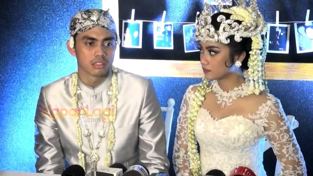 Ayudia bing slamet wedding