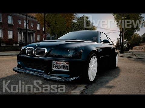 BMW M3 E46 Street Version