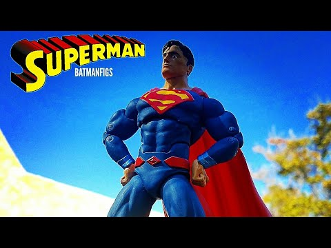 DC Collectibles Icon Rebirth Superman review