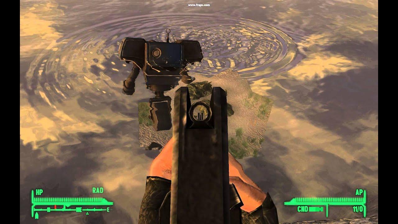Cowboy Robot Fallout New Vegas Fallout New Vegas Victor The