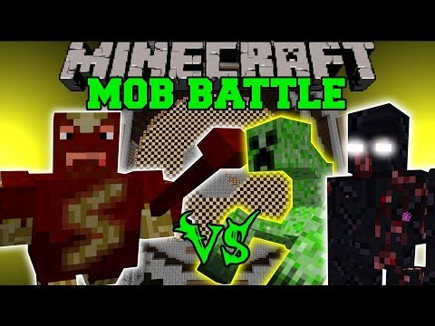 KING BAM BAM BAM VS MUTANT OBSIDIAN GOLEM - Minecraft Mob Battles - Eternal Isles Mod