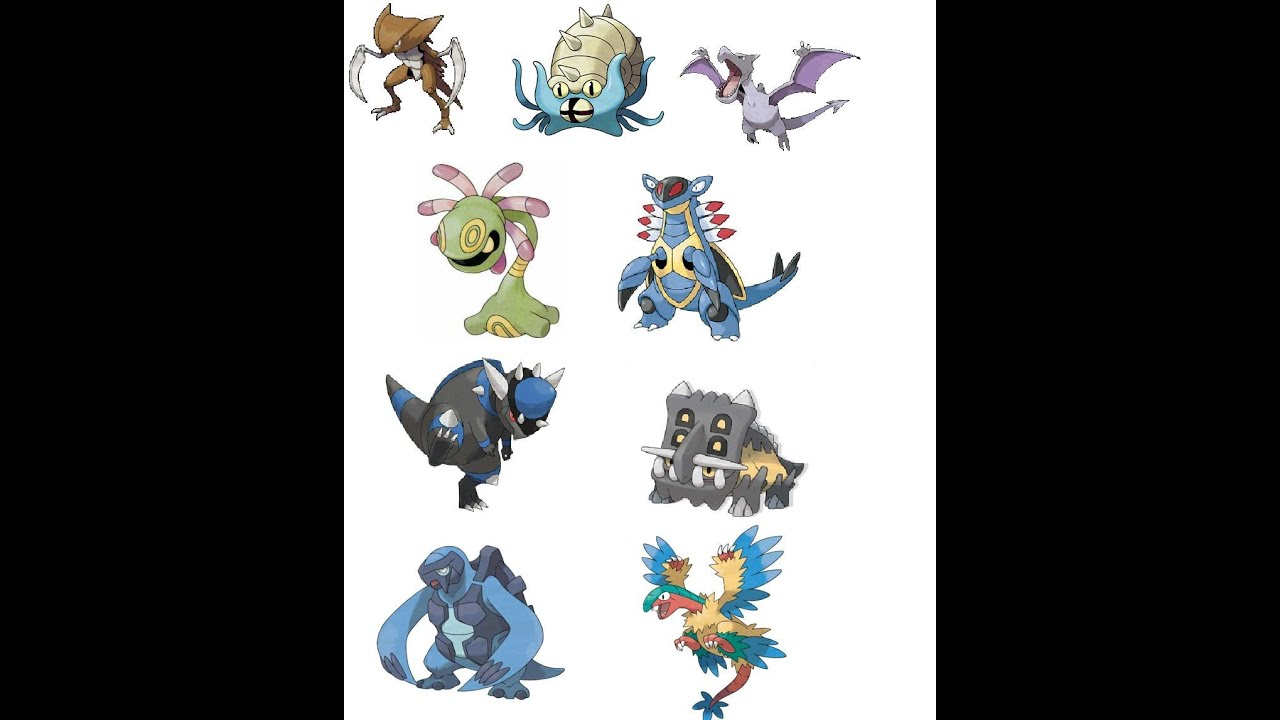 Where to find all of the old fossil pokemon in pokemon x - Fossile pokemon diamant ...