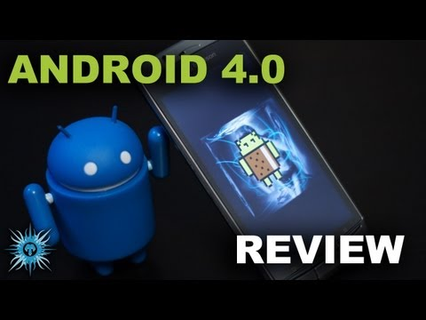 Android 4.0 Ice Cream Sandwich Review (Jelly Bean Coming Soon!)